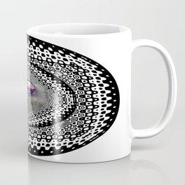 """Beez Lee Art : Foggy Circle Point of View"" Coffee Mug"