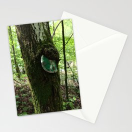 Trailhead Overgrowth Stationery Cards