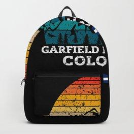 GARFIELD PEAK 13,787' Colorado Backpack