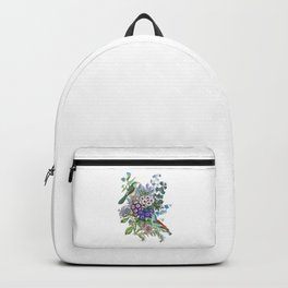 BLUE BIRDS Backpack