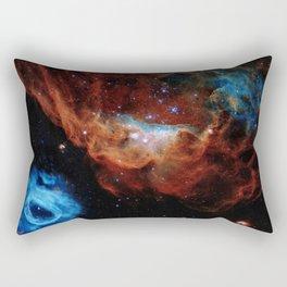 Hubble Telescope: Cosmic Reef (2020), NGC 2014, NGC 2020 Rectangular Pillow