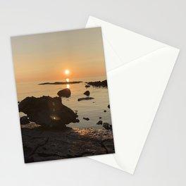 Jeju Sunset Stationery Cards