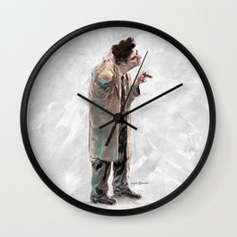 Just one more thing. Wall Clock