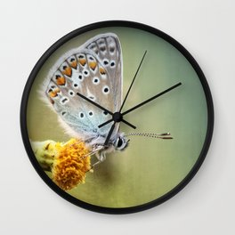 Composition in other colors....  Wall Clock