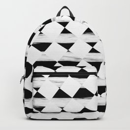 Checkers Gross Stripes Backpack