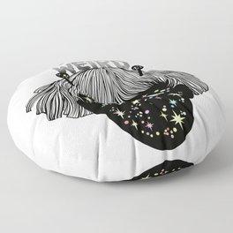STAY WEIRD Floor Pillow