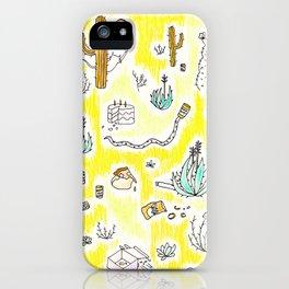 Sunset Blush iPhone Case