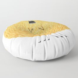 Poofy Snafiss Floor Pillow