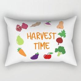 Harvest Time Rectangular Pillow