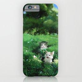 Internet Cats iPhone Case