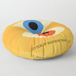 Eyes | Bauhaus III Floor Pillow
