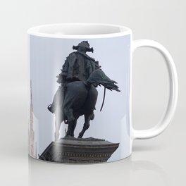 Milano Duomo equestrian  Coffee Mug