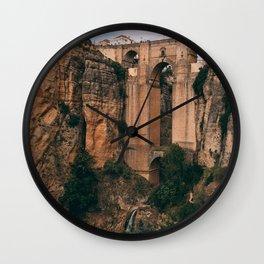 Ronda, Puente Nuevo Wall Clock
