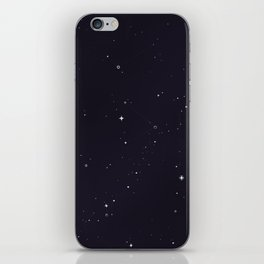 Starry Sky iPhone Skin