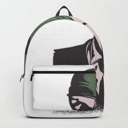 Alien Suit Backpack