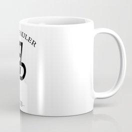 Anti Pauler Club Coffee Mug