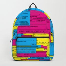 Designer Dialogues AI4 Backpack
