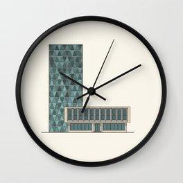 Office building Wall Clock