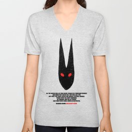 Watership Down Unisex V-Neck