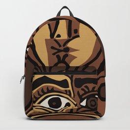 Pablo Picasso, Tete de Femme (Head Of A Woman) 1962 Artwork Reproduction Backpack