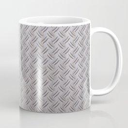 Metal Industrial Pattern Coffee Mug