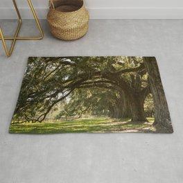 Oak And Moss Rug