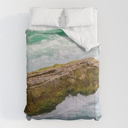 Solid as a rock Comforters