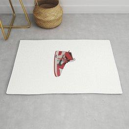 Jordan 1 - OFFWHITE Rug