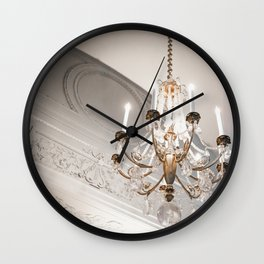 Glamorous Wall Clock