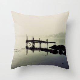 Bridge! Throw Pillow