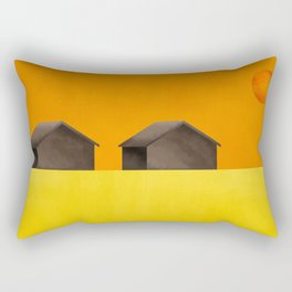 Simple housing - Love me two times Rectangular Pillow