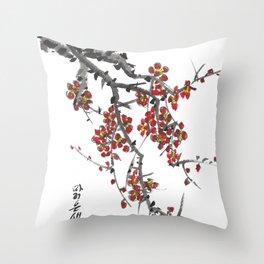 Cherry Blossom Two Deko-Kissen