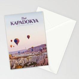 Visit Kapadokya Stationery Cards