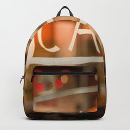 Diffraction 2 (Café - Coffee) Backpack