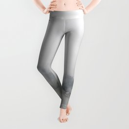 the house in the MOUNTAINS Leggings