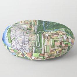 NardoRing, Italy Floor Pillow