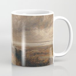 "John Constable ""Hadleigh Castle, The Mouth of the Thames-Morning after a Stormy Night"" Coffee Mug"