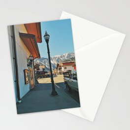 Sunny day in Leavenworth Stationery Cards