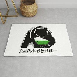 Papa Bear Neutrois Rug