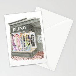 Blink...  West Chester,  PA Stationery Cards