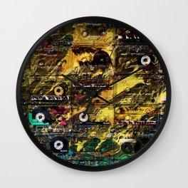 Mixtape me Soul Wall Clock