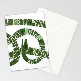 Celtic Snake Stationery Cards
