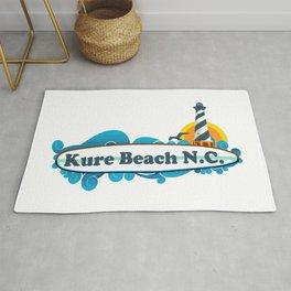 Kure Beach - North Carolina. Rug