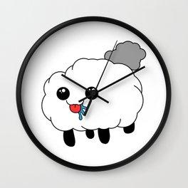 Sheep the Bleep Wall Clock