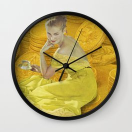Payday Wall Clock