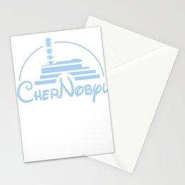 Chernobyl Black Humor Satire funny gift Stationery Cards