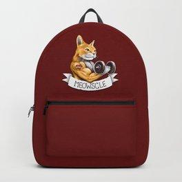 Meowscle Backpack