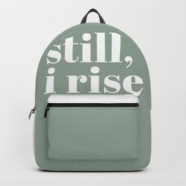 still I rise XV Backpack