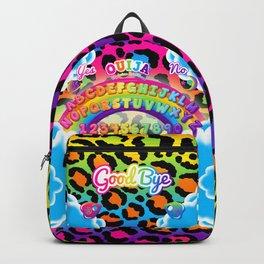 1997 Neon Rainbow Spirit Board Rucksack