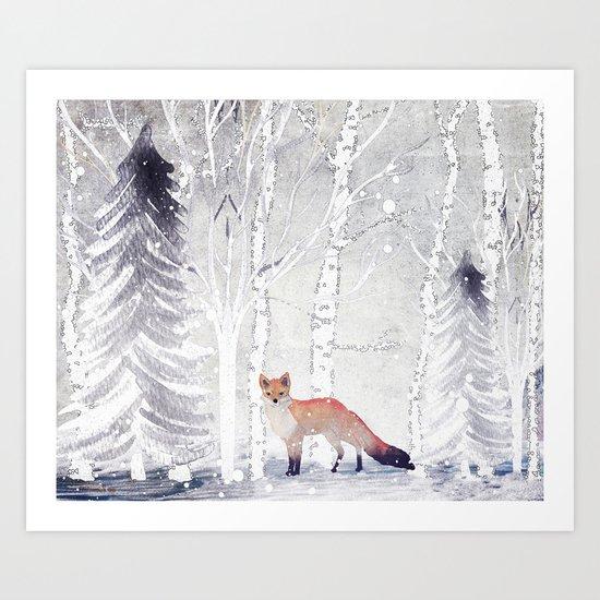 FOX FOX FOX by monikastrigel